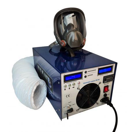 Generator ozonu przepływowy