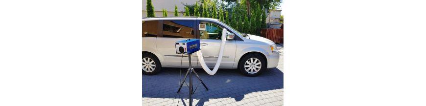 Generatory ozonu samochodowe i domowe