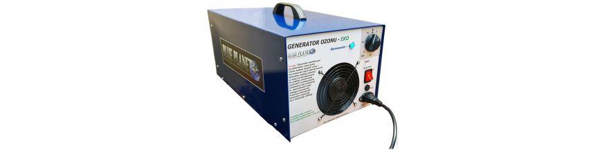 Generatory ozonu domowe