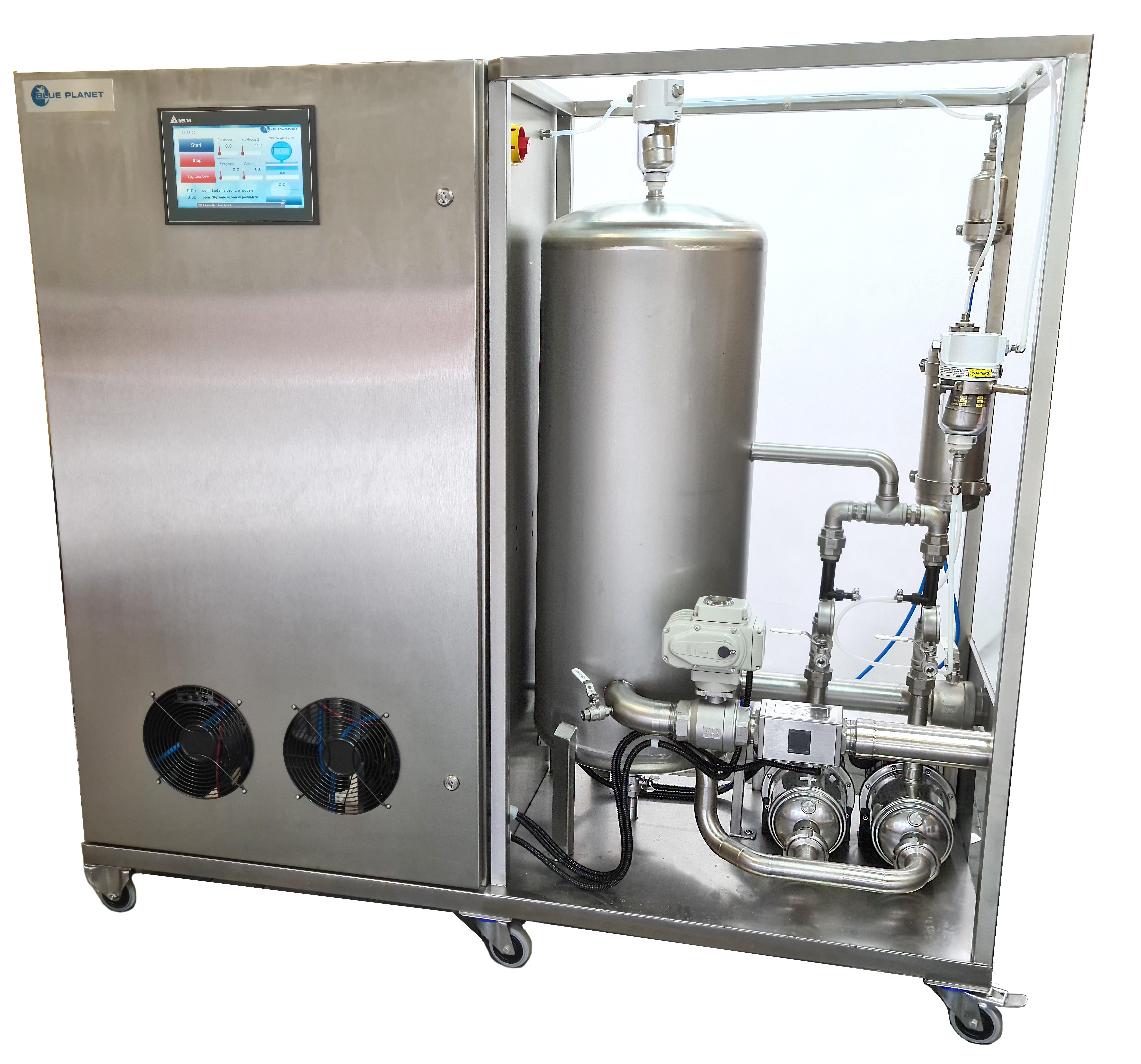 Generator wody ozonowej